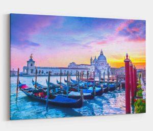 sunset venezia